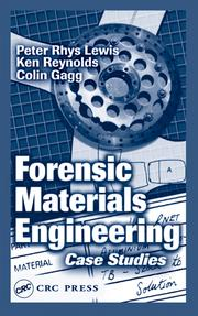 Forensic Materials Engineering
