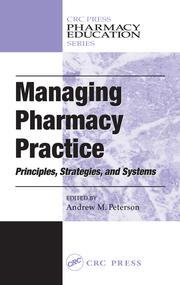 Managing Pharmacy Practice