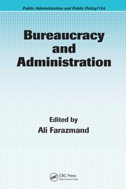 Indian Legacy of Bureaucracy and Administration