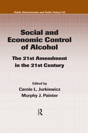 Policy, Regulation, and Legislation