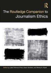 From journalism ethics to communication ethics