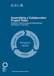 The relationship between the project brief and the collaborative team