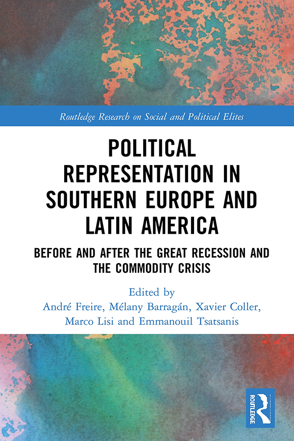 The Study of Political Representation in Greece