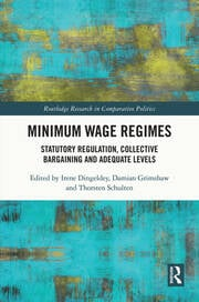 The interplay of minimum wages and collective bargaining in Germany