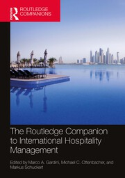 Past and Present Research Streams in International Hospitality Management