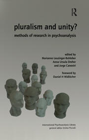 Pluralism and Unity?: Methods of Research in Psychoanalysis