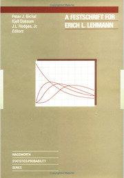 A Festschrift For Erich L. Lehmann