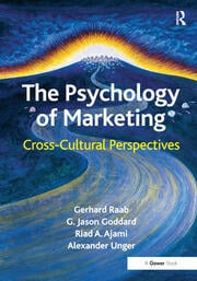 The Psychology of Marketing - 1st Edition book cover