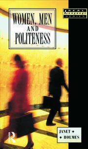 Women, Men and Politeness