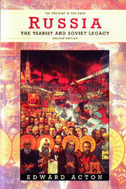Russia: The Tsarist and Soviet Legacy