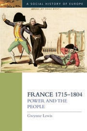 France 1715-1804: Power and the People