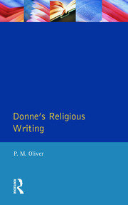 Donne's Religious Writing: A Discourse of Feigned Devotion