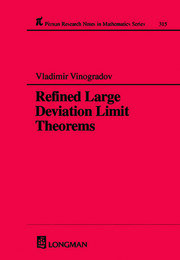 Refined Large Deviation Limit Theorems