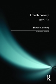 French Society: 1589-1715