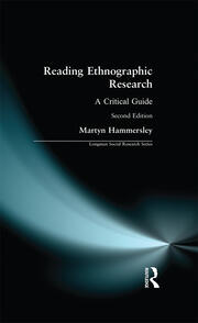 Reading Ethnographic Research