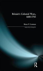 Britain's Colonial Wars, 1688-1783
