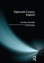 Eighteenth Century England