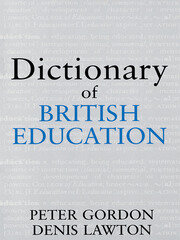 Landmarks in the Development of English Education since 1800