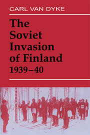 The Soviet Invasion of Finland, 1939-40