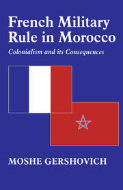 Pre-colonial Morocco: Demise of the Old Makhzan