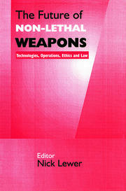 Non-Lethal Weapons Technologies: The Case for Independent Scientific Analysis