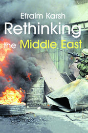 RETHINKING THE MIDDLE EAST - 1st Edition book cover