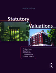 Statutory Valuations - Baum - 1st Edition book cover