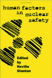 Human Factors in Nuclear Safety - 1st Edition book cover