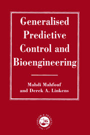 Generalized Predictive Control And Bioengineering