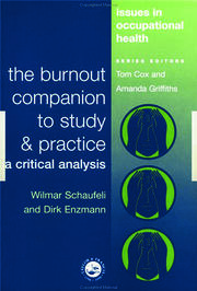 The Burnout Companion To Study And Practice: A Critical Analysis