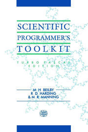 Scientific Programmer's Toolkit: Turbo Pascal Edition