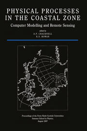 Physical Processes in the Coastal Zone: Computer Modelling and Remote Sensing