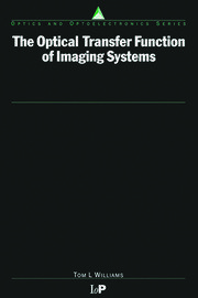 The Optical Transfer Function of Imaging Systems