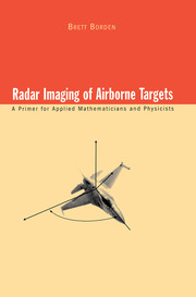 Radar Imaging of Airborne Targets: A Primer for Applied Mathematicians and Physicists