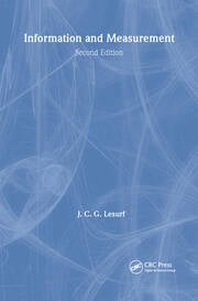 Information and Measurement, 2nd Edition