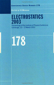 Electrostatics 2003