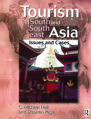 TOURISM IN SOUTH AND SOUTHEAST ASIA - 1st Edition book cover