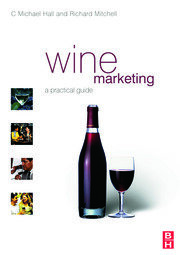 WINE MARKETING A PRACTICAL GUIDE - 1st Edition book cover
