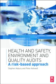 HEALTH & SAFETY ENVIRON/QUALITY AUD - 1st Edition book cover