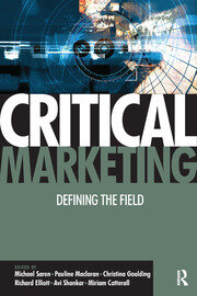 Local Accounts: Authoring the Critical Marketing Thesis