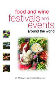FOOD WINE FESTIVAL/EVENTS ARO WRLD - 1st Edition book cover