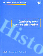 Coordinating History Across the Primary School