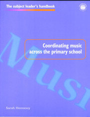 Coordinating Music Across The Primary School