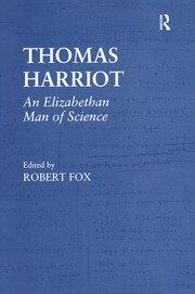 The religion of Thomas Harriot