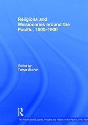 Religions and Missionaries around the Pacific, 1500–1900