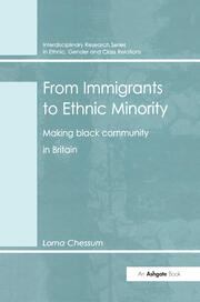 From Immigrants to Ethnic Minority: Making Black Community in Britain