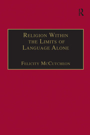 Religion Within the Limits of Language Alone: Wittgenstein on Philosophy and Religion