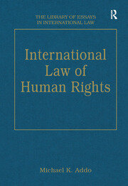 International Law of Human Rights
