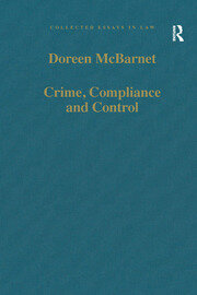 Crime, Compliance and Control