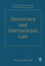 Democracy and International Law